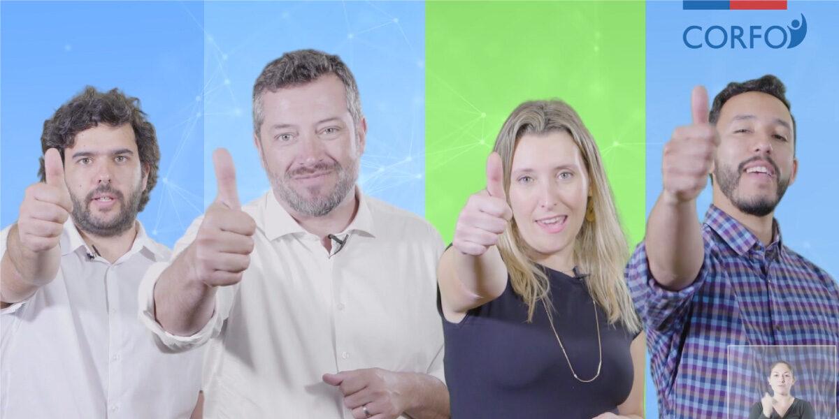 Video promocional CORFO Programa Huella